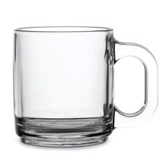 Rental store for GLASS, COFFEE MUG CLR 10.5OZ in Boise ID