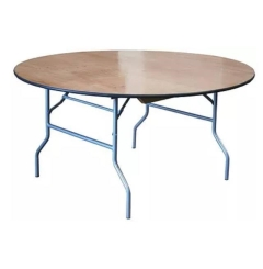 Rental store for TABLE, ROUND, 4  WOOD in Boise ID