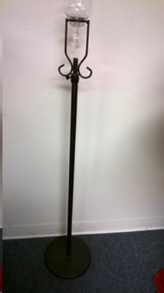 Rental store for CANDELABRA, FREESTANDING BLACK in Boise ID