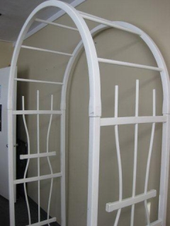 Rental store for ARCH TRELLIS WHITE in Boise ID