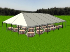 Rental store for 40 X 60 KEDER FRAME TENT AZTEC in Boise ID