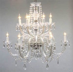 Rental store for CHANDELIER, CRYSTAL 2-TIER in Boise ID
