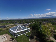 Rental store for CLEAR KEDER FRAME TENTS in Boise ID