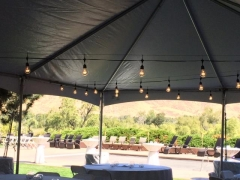 Rental store for LIGHT, BISTRO DECOR 100  WHITE CORD in Boise ID