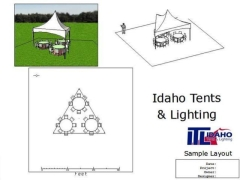 Rental store for TRIANGLE TNTLGY 20X20X20  A in Boise ID