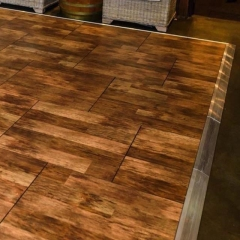 Rental store for DANCE FLOOR INDOOR  12X12  DK OAK in Boise ID